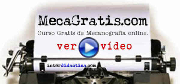 MecaGratis.com: Mecanografía gratis